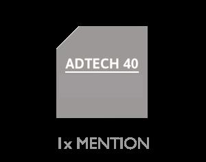 Adtech40