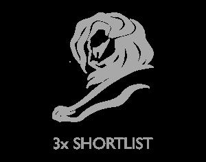 Cannes Lions shortlist