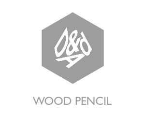 D&AD Wood pencil
