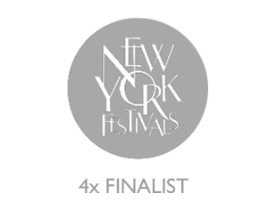 New York Festivals finalist